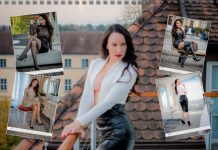 Vanessa Pur Calendar 2019 - Hosiery - Leather - High Heels