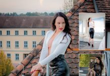 Vanessa Pur Calendar 2019 - Hosiery - Leather - High Heels