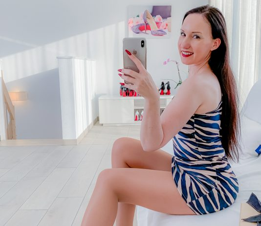 Vanessa Pur - YouTuber und Patreon girl - free daily photo of the day - exclusively on VanessaPur.com