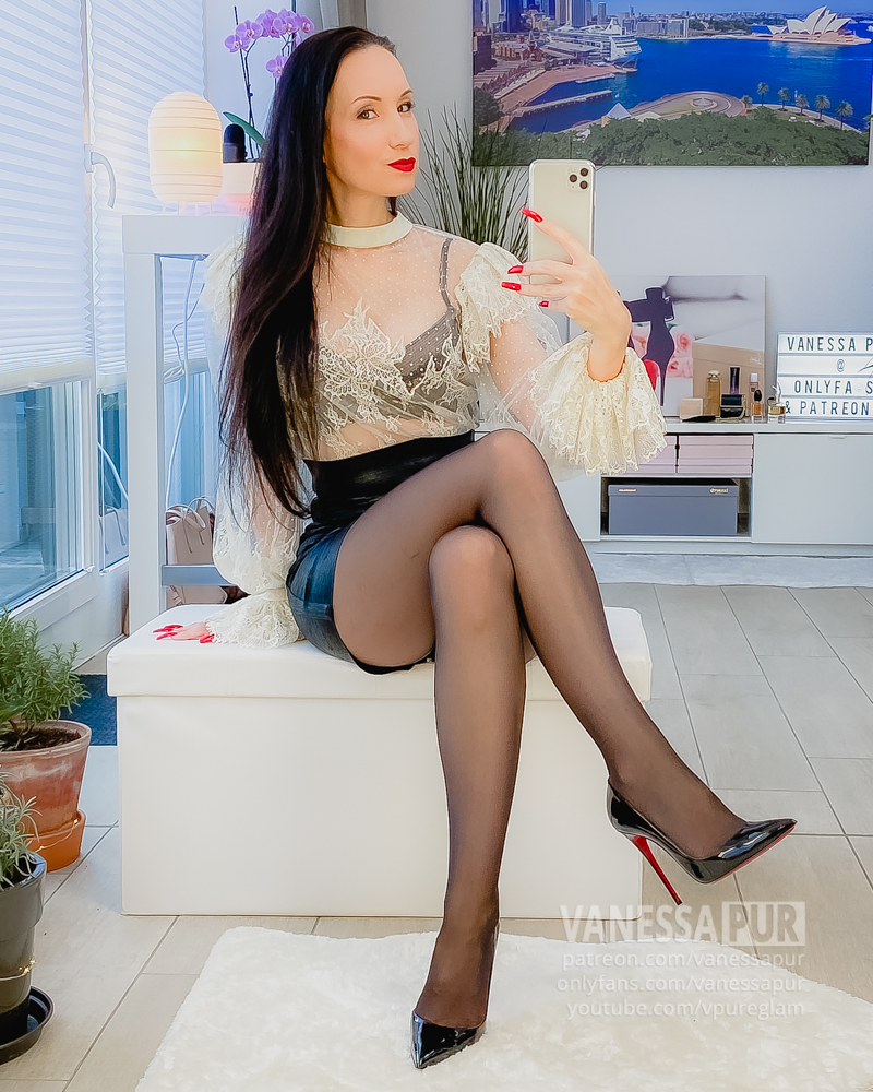 © Vanessa Pur Patreon - rights reserved - no sharing or reupload allowed - Vanessa.Pur - Vanessa_Pur_official